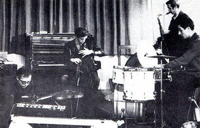 Legendary free jazz ensemble AMM